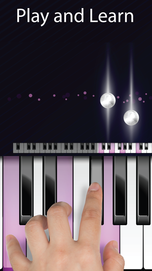 Piano With Songs- Learn to Play Piano Keyboard App App for iPhone