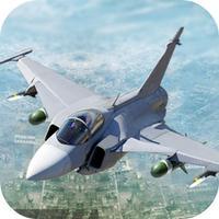 Airplane F-18 Take Off
