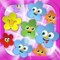Flower Magic - swipe tiles 2048 edition game free