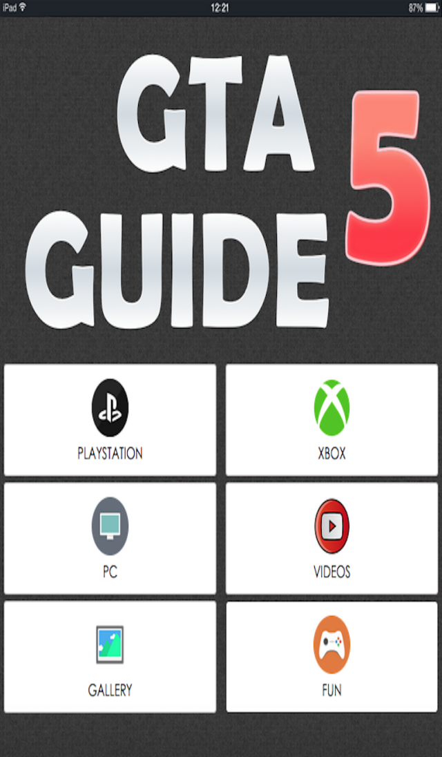 Guide for GTA 5 - Codes and Cheats for Latest GTA Version App for