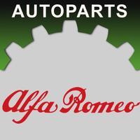 Autoparts for Alfa Romeo