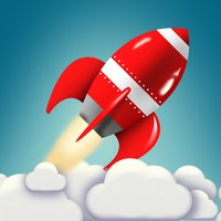 Chicken Dodge Rocket Game - Crazy Bird