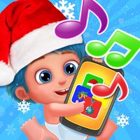 Christmas Baby Phone For Toddlers & Kids