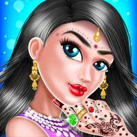Indian Wedding Salon - Game