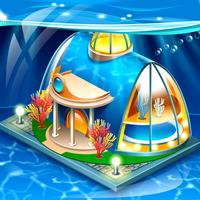 Aquapolis - city building game