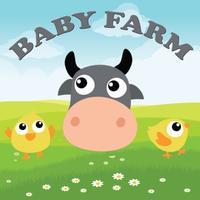 Farm with animal sounds