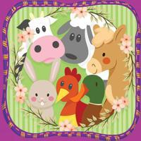 Animals Puzzle Z