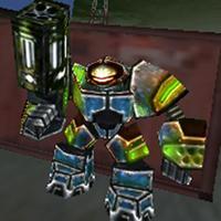 Super Mechs 3D - Free robot shooting games, robot games!