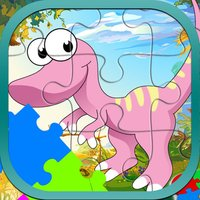 Dinosaur Jigsaw Puzzle Game For All