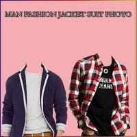 Man Fashion Jacket Suit Photo