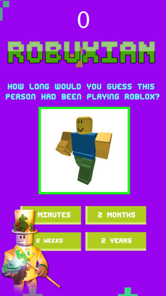 Robuxian for Roblox App for iPhone - Free Download Robuxian