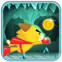 Super Cat Escape the Creepy Cave & Avoid Obstacles