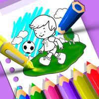 Basic Coloring Draw Fun