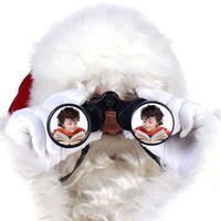 Is Santa Watching Me?