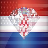 Croatian Phrases Diamond 4K Edition