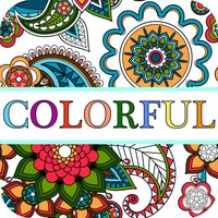 Picture Colorful - Coloring Book for Adults