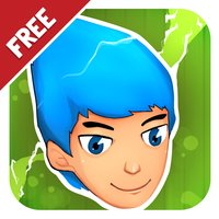 Cloud Surfers Adventure Racing Game For Kids FREE