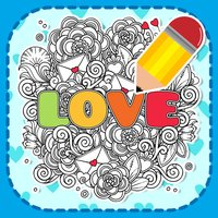 Color love for adult