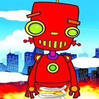 Robot Steel Jump