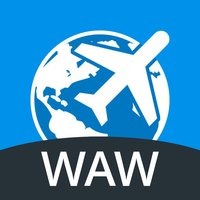 Warsaw Travel Guide with Offline Street Map