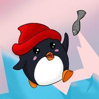 Skaty Penguin