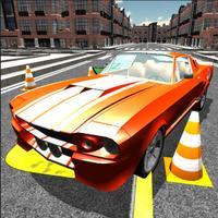 Muscle Car Parking Simulator Game PRO