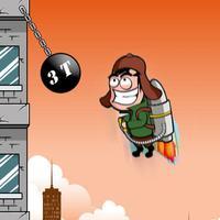 Swing Jetpack - City Adventure