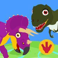 DinoFun - Dinosaurs & games for Kids