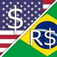 Dollar USD Brasilian Real BRL