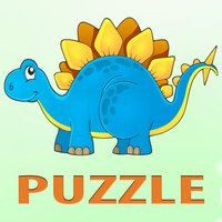 Dinosaur Puzzle - Dino Shadow And Shape Puzzles