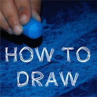 How To Draw - drawwing with guide