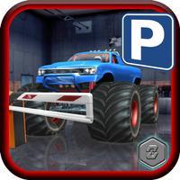 Multi- Story 4x4 Truck Parking 3D. Car Driving Sim