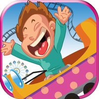 A Roller Coaster Frenzy FREE - Extreme Downhill Rollercoaster Game