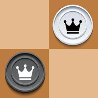 Brazilian Checkers Premium