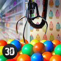 Claw Machine Simulator: Catch Surprise Toy