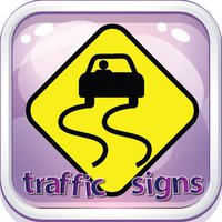 Traffic Signs Flashcards: English Vocabulary Learning Free For Family & Kids!