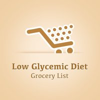 Low Glycemic Diet Grocery List