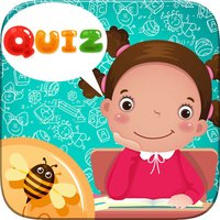Pics Quiz Word Numbers - English Spell 1-100
