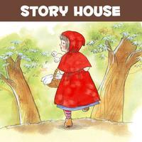 [영한대역] 빨간 망토 (영어로 읽는 세계명작 Story House)