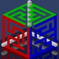 Amazing Cube Maze