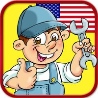 English Basic Concepts 4 - Professions for Kids. Pick the right answer!