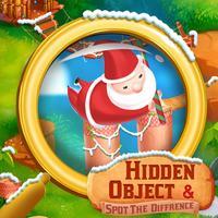 Hidden Object-Spot Difference