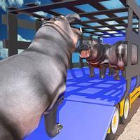 Wild Animal Rescue Truck Transport - Cattle Market