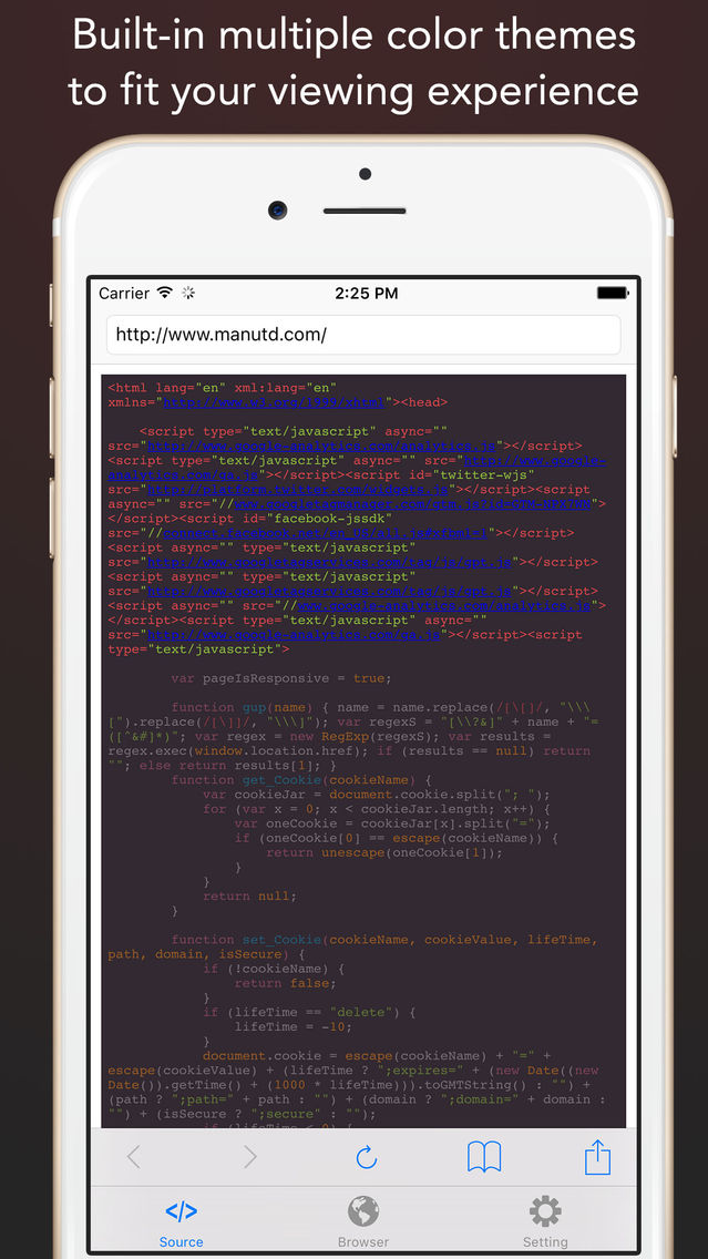 Source Code Master App for iPhone - Free Download Source Code Master