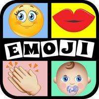 Guess Emoji Word Quiz Free Puzzle Game