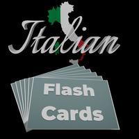 Italian Flashcards Set