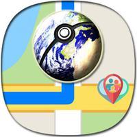 Poke Location & Radar GPS for Pokemon GO