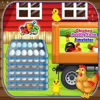 Chicken Poultry Farm Simulator- Animal Breeding