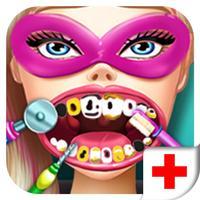 Super Princess Dentist Care