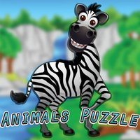 animals jigsaw puzzles problem solving games